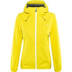 Meru Cromwell Jacket Women yellow